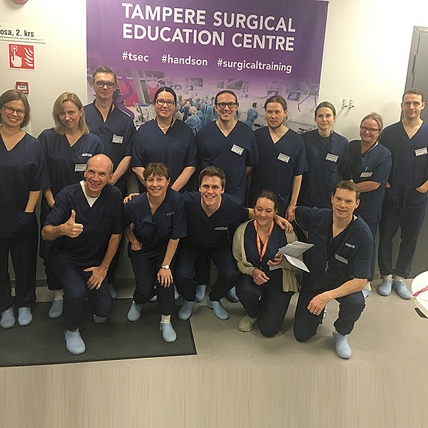 BIRG cadaver dissection course | Tampere,Finland